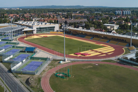 Olimpiai Sportkomplexum Győr