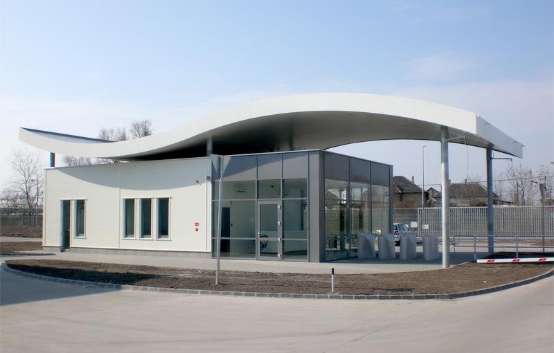 KNORR BREMSE KFT. 32.000 M2 GYÁRTÓCSARNOK ÉS IRODA (BUDAPEST)